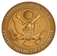 United States District Court Central District of California